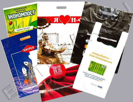 стандартные и нестандартные пакеты
